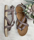 Granola Rope Sandal- Dried Lavender~ Blowfish