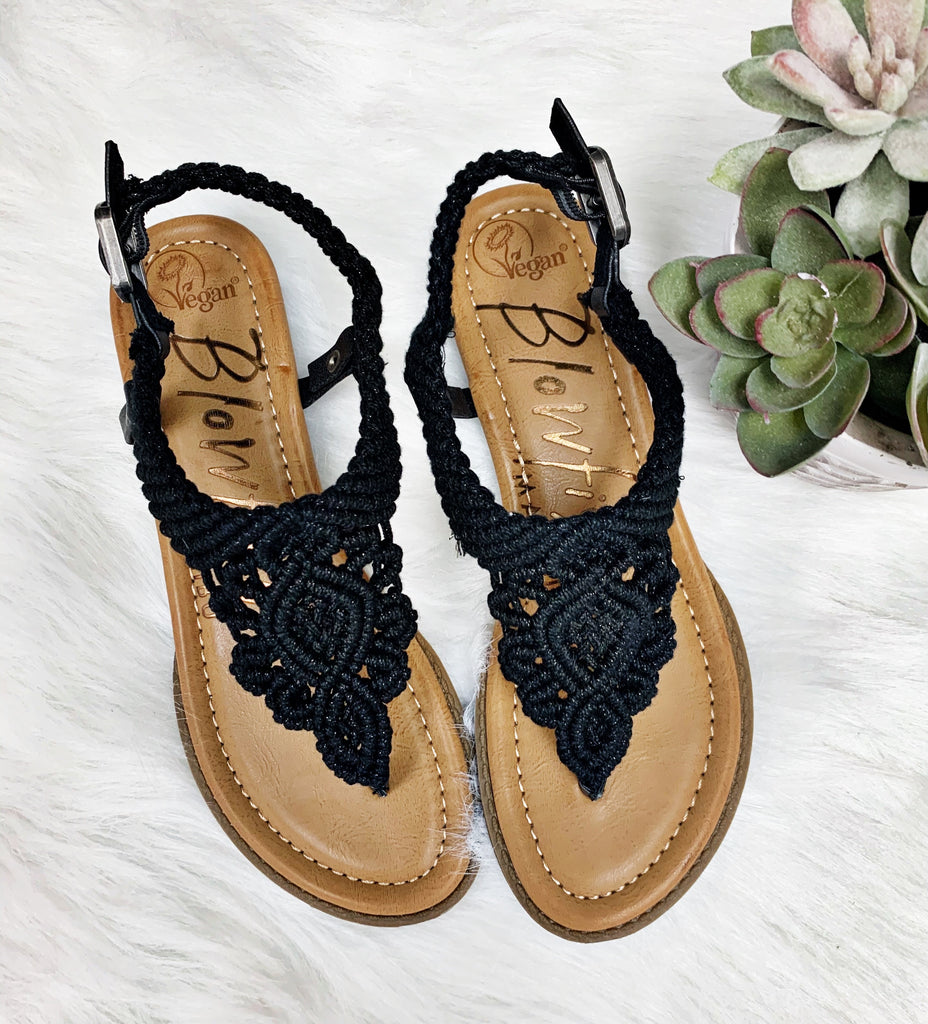 Brandey Sandal~ Blowfish