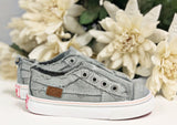 Play Sneaker- Sweet Grey~ Blowfish TODDLER