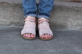 Blumoon Sandal- Rose Gold~ Blowfish