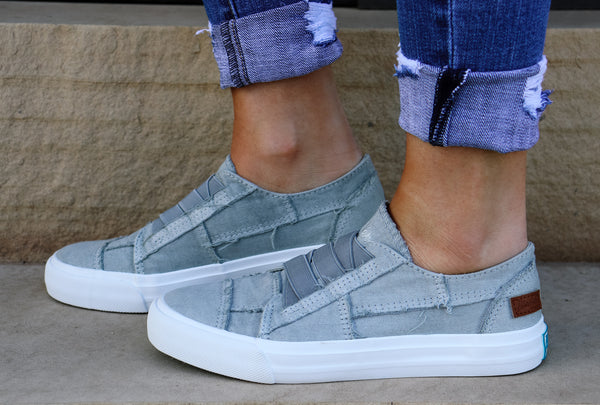 Marley Sneaker- Sweet Grey ADULT