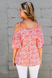 Nothing Needs To Change Cold Shoulder Top