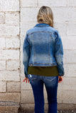 Justine Denim Jacket~ KanCan