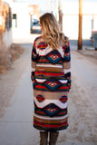 I Could Be Aztec Cardigan