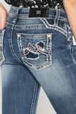 Styles Of Love Bootcut Jean~ Miss Me