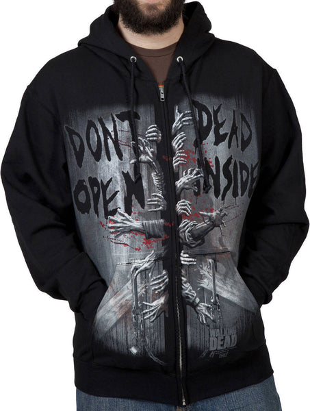 The Walking Dead Dead Inside Hoodie