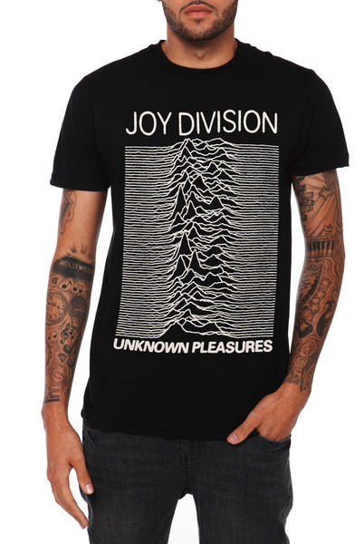 "Joy Division ""Unknown Pleasures"" Shirt"