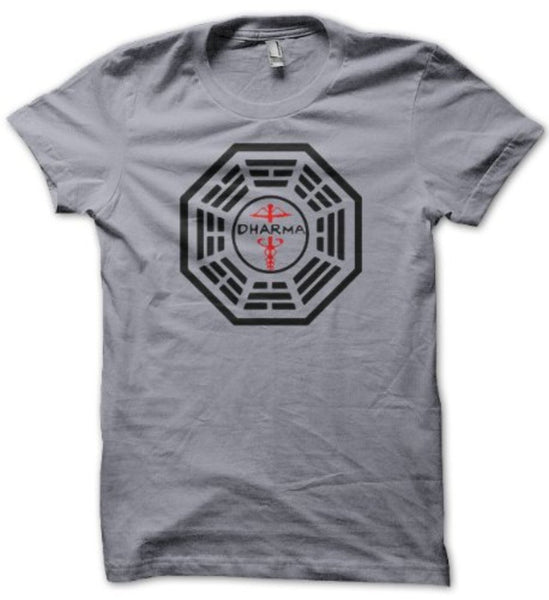 "Lost DHARMA ""Staff"" Shirt"