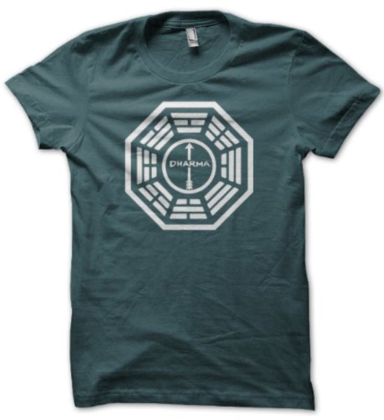 "Lost DHARMA ""Arrow"" Shirt"