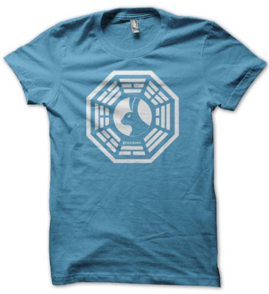 "Lost DHARMA ""Looking Glass"" Shirt"