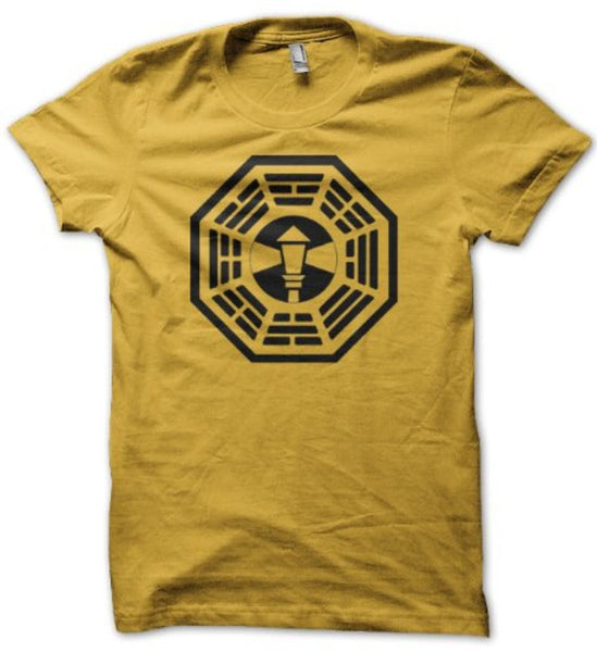 "Lost DHARMA ""Lampost"" Shirt"