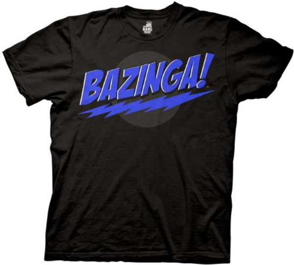 "The Big Bang Theory ""Nightwing Bazinga!"" Shirt"