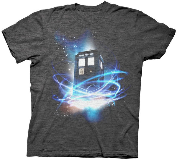 "Doctor Who ""Tardis In Space"" Men's Shirt"