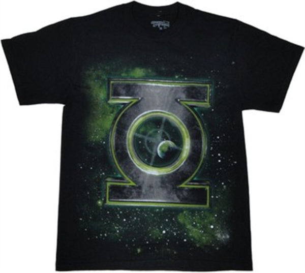 "Green Lantern ""Metal Logo"" Shirt"