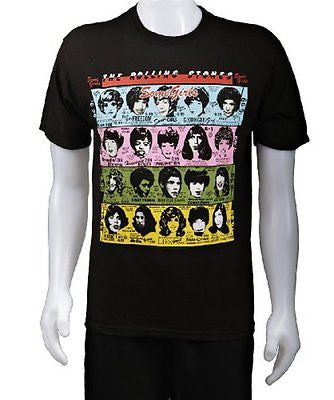 "Rolling Stones ""Some Girls"" Shirt"