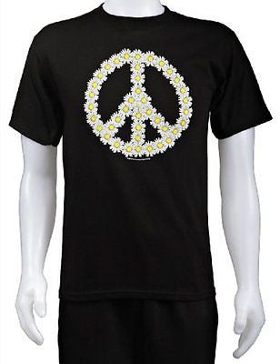 Daisy Peace Sign Shirt