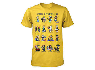 "Minecraft ""Career Opportunities"" Youth Shirt"