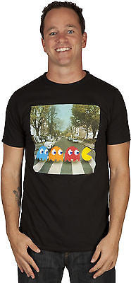 "Pac-Man ""Abbey Road Ghost Crossing"" Shirt"