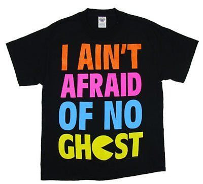 "Pac-Man ""I Ain't Afraid of No Ghost"" Shirt"