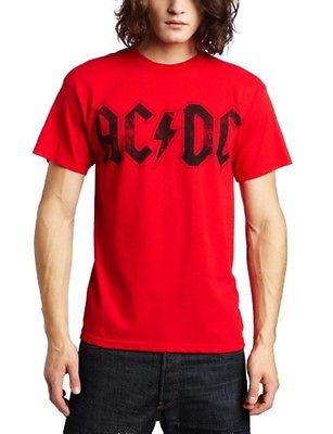 "AC/DC ""Distressed Eighty"" Shirt"