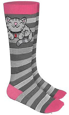 "The Big Bang Theory ""Striped Soft Kitty"" Socks"