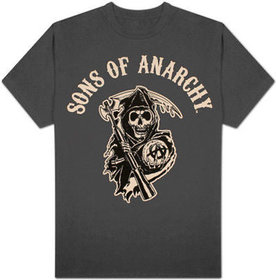 "Sons of Anarchy ""Reaper Logo"" Shirt"