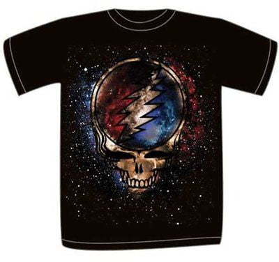 "The Grateful Dead ""Cosmic Skull"" Shirt"