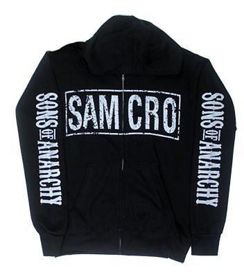 "Sons of Anarchy ""SAMCRO"" Hoodie"