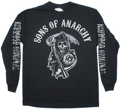 "Sons of Anarchy ""Fear the Reaper"" Long Sleeve Shirt"