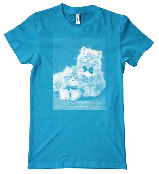 Kittens Photo Premium T-Shirt