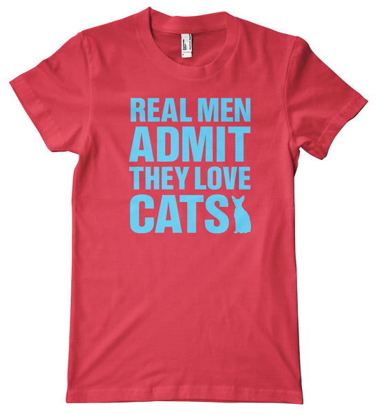 Men Love Cats Premium T-Shirt