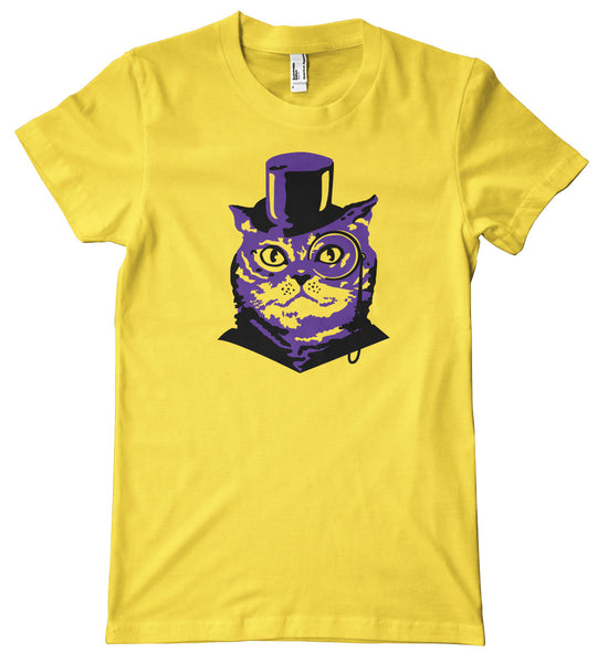 Gentleman Cat Premium T-Shirt