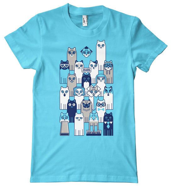 Internet Cats Premium T-Shirt