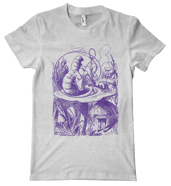 Alice in Wonderland Caterpillar Premium T-Shirt