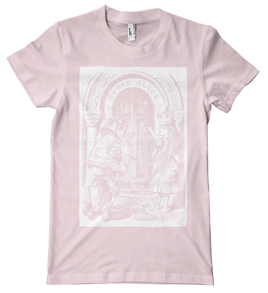 Alice in Wonderland Queen Alice Premium T-Shirt