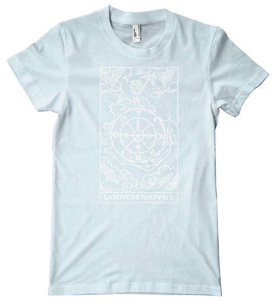 Tarot, Wheel of Fortune Premium T-Shirt