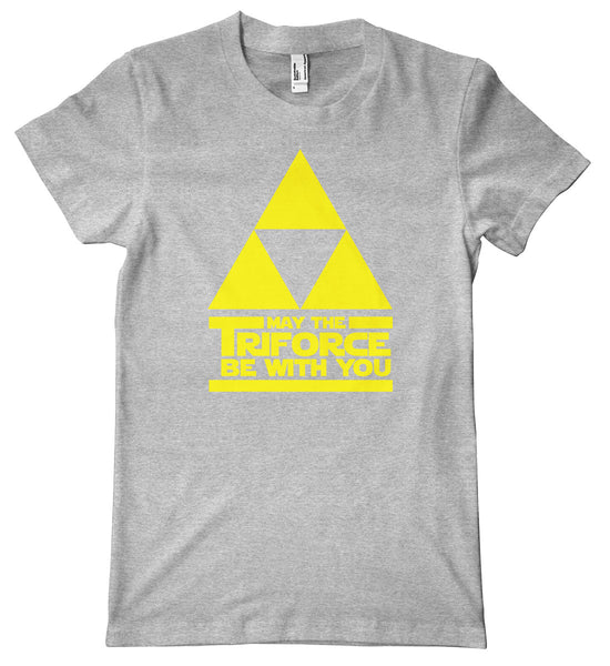 May the Triforce Be With You Premium T-Shirt