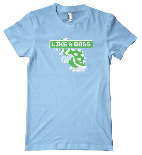 Like A Boss Premium T-Shirt