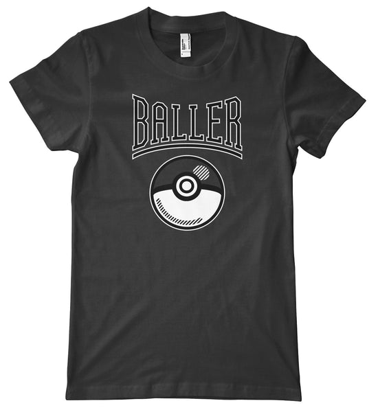 Pokemon Baller Premium T-Shirt