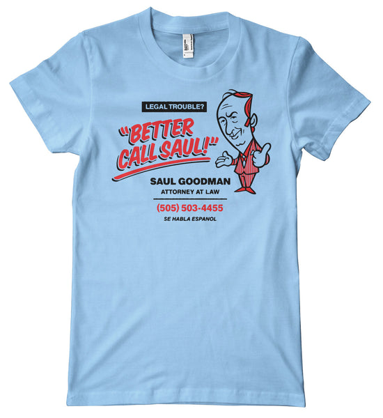 Better Call Saul Premium T-Shirt