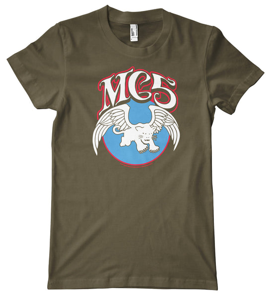 MC5 Panther Logo Premium T-Shirt