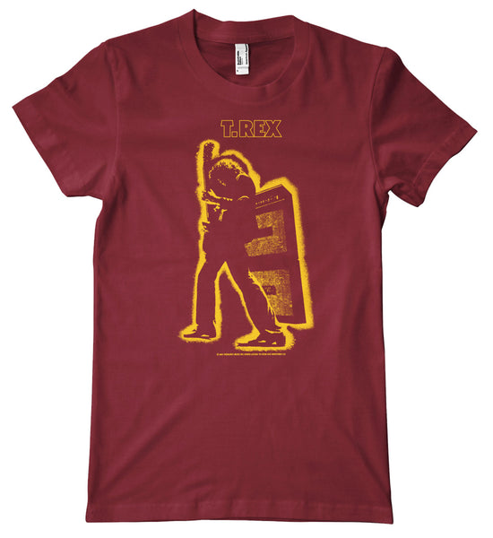 T-Rex Electric Warrior  Premium T-Shirt