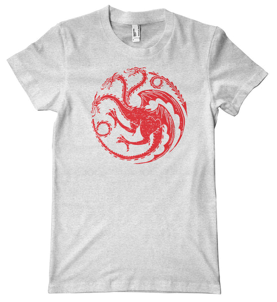 Game of Thrones Targaryen Sigil Premium T-Shirt
