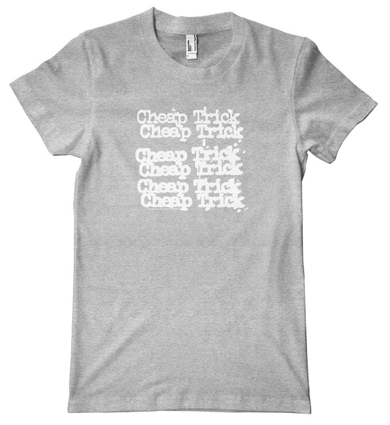Cheap Trick Logo Premium T-Shirt