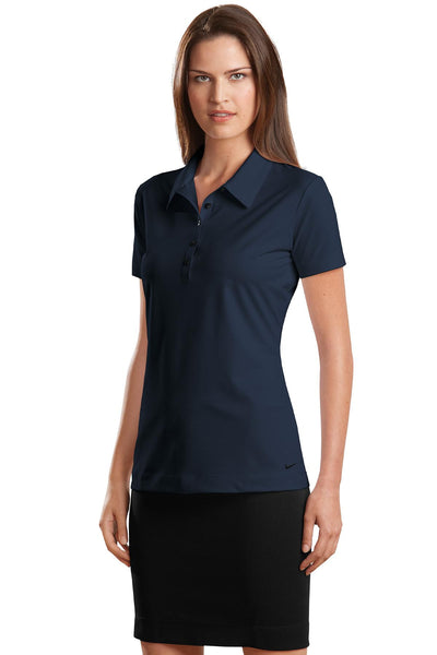 Nike Golf - Elite Series Ladies Dri-FIT Ottoman Bonded Polo. 429461