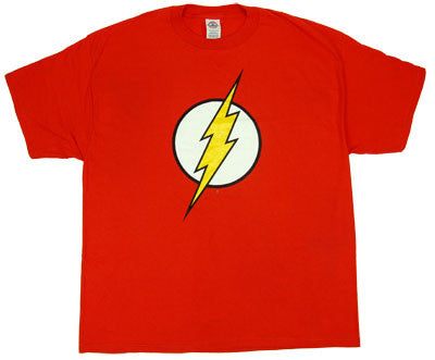 "Flash ""Glow-in-the-Dark Logo"" Shirt"