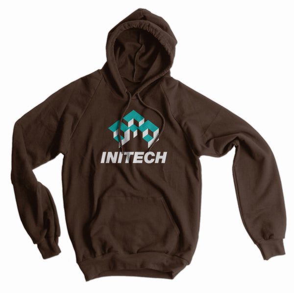 Office Space Initech American Apparel Hoodie