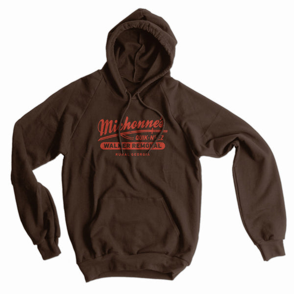 Micheonne Walker Removal American Apparel Hoodie