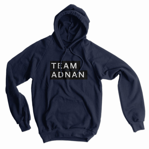 Serial: Team Adnan American Apparel Hoodie