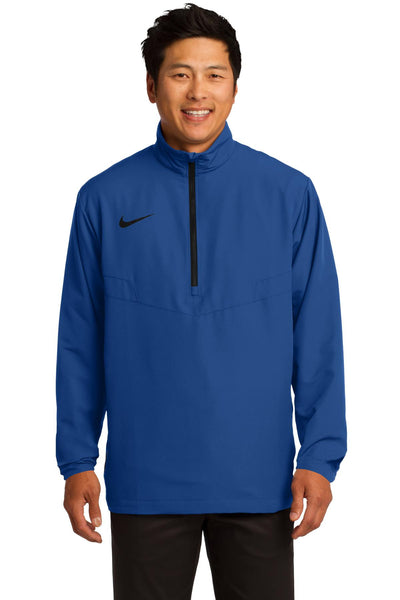 Nike Golf 1/2-Zip Wind Shirt. 578675